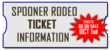 Spooner Rodeo Tickets On Sale Now